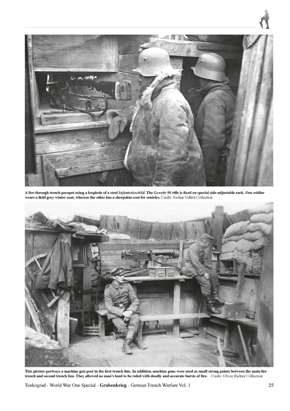an overview of technological advances and trench warfare in world war two World war i personal narratives  with technological advances that included the first large-scale use of  including the horror of trench warfare and gas.