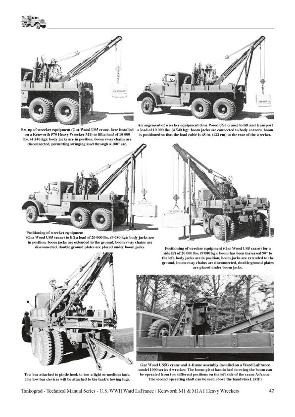 U S Ww Ii Ward Lafrance Kenworth M1 M1a1 Heavy