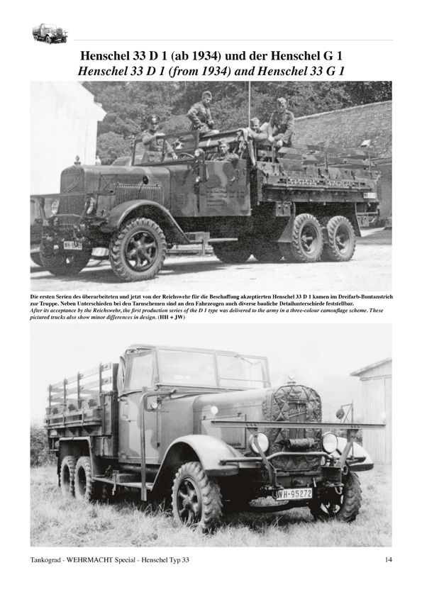 Image result for German Henschel 33 truck with mud track