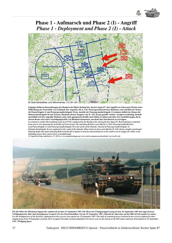 5038 Panzerschlacht in Süddeutschland NEU /& Tankograd