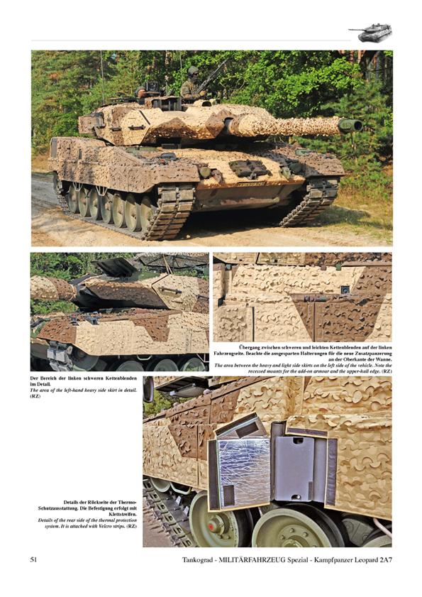 153ac79e4ca6 ... Kampfpanzer LEOPARD 2A7 br The World s Best Tank - Development History  and Technology