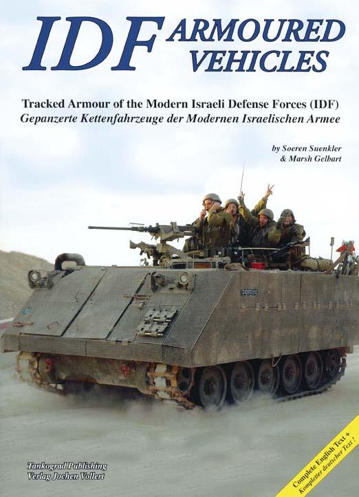 Idf Armoured Vehicles Tankograd Publishing Verlag