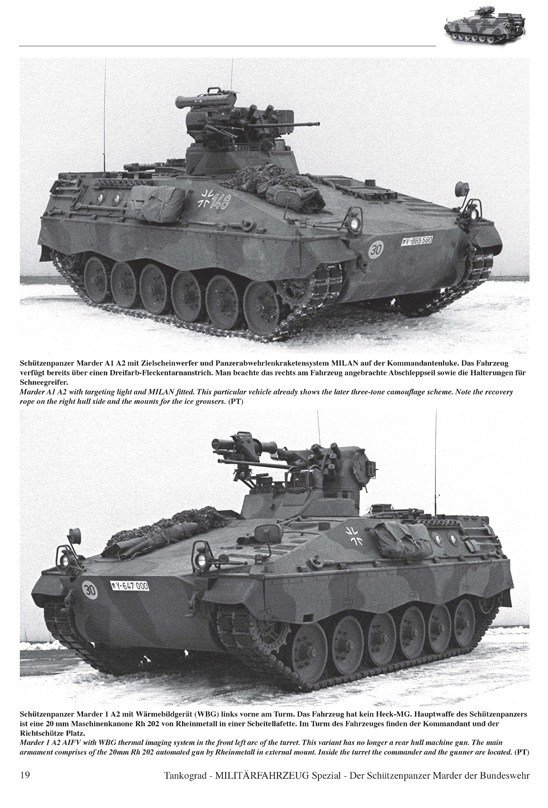 marder the armoured infantry fighting vehicle of the. Black Bedroom Furniture Sets. Home Design Ideas