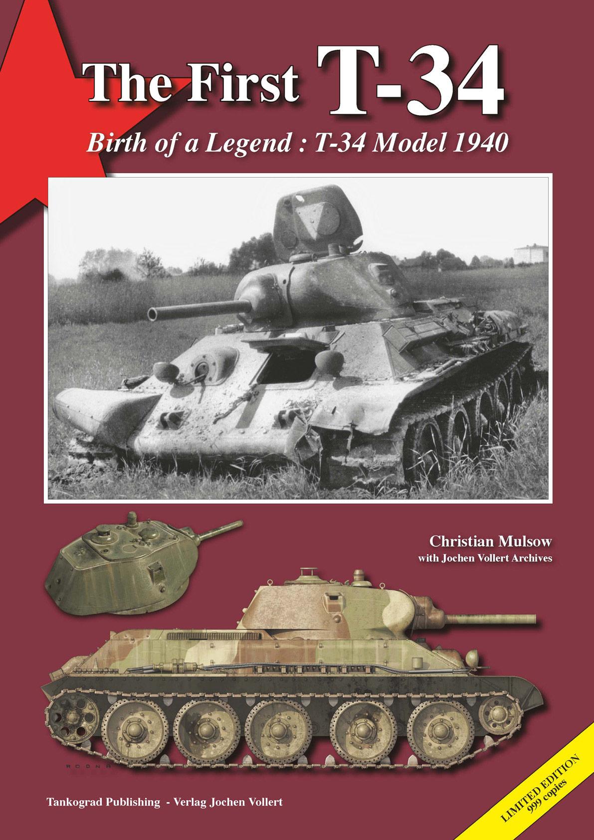 News Tankograd T34-001